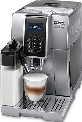 Кофемашина автоматическая De'Longhi ECAM 350.75.S