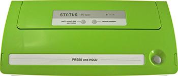 Вакуумный упаковщик Status, BV 500 Green, Словения  - купить со скидкой