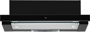 Вытяжка Teka LS 60 BLACK/GLASS вытяжка teka ls 60 white glass