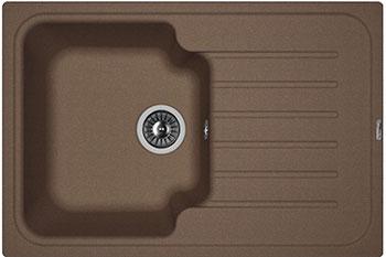 Кухонная мойка Florentina Таис 760 760х510 мокко FSm цены