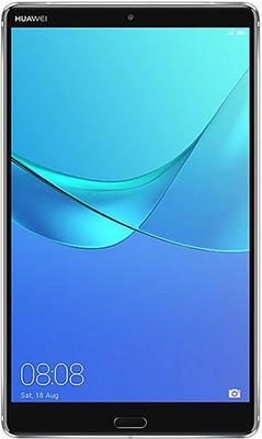 Планшет Huawei Mediapad M5 10'' LTE серый цена и фото