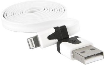 Фото - Кабель Red Line USB-8-pin для Apple (lite) белый 8 lite