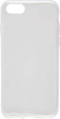 Чехол (клип-кейс) Red Line iBox Crystal для iPhone SE (2020) (прозрачный) клип кейс deppa apple iphone 5 se tpu red