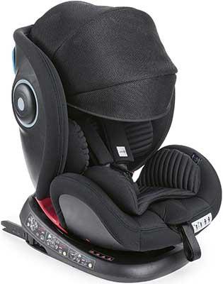 Фото - Автокресло Chicco Chicco Seat4Fix Air гр. 0/1/2/3 расцветка Black Air автокресло chicco 2easy s e polar черный