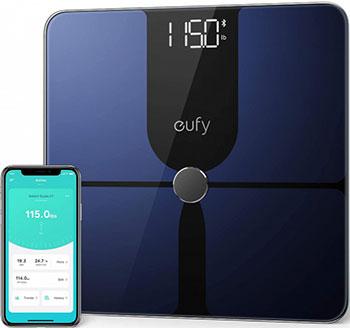 Весы напольные ANKER Eufy Smart Scale P1 Black