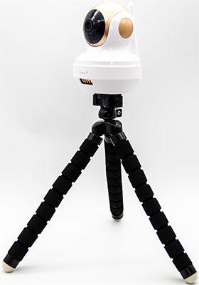 Крепление к коляске или кроватке для камеры видеоняни Ramili Baby (RCTU)