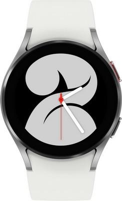 Умные часы Samsung Galaxy Watch 4 40мм Super AMOLED серебристый (SM-R860NZSACIS) умные часы samsung galaxy watch 46 мм серебристый