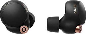 Фото - Беспроводные наушники Sony WF-1000XM4/BM black беспроводные наушники sony wf 1000xm4 черный
