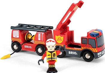 Пожарная машина Brio Пожарная машина 33811