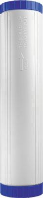 Сменный модуль для систем фильтрации воды БАРЬЕР ПРОФИ Big Blue 20 Посткарбон Р551Р00 цена и фото