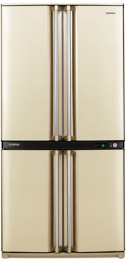 Многокамерный холодильник Sharp SJ-F 95 STBE цена