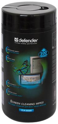 Салфетки Defender CLN 30320 Optima 100 шт туба (30320) бензилбензоат 20% 25г мазь туба