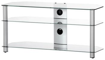 Фото - Подставка под телевизор Sonorous NEO 3110-C-SLV подставка под тарелку dal pozzo подставка под тарелку