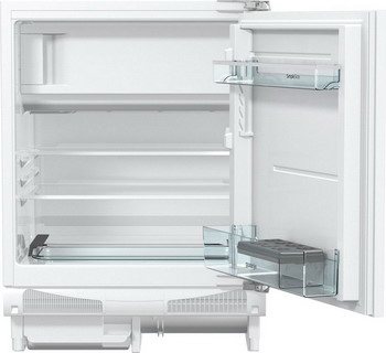 Встраиваемый однокамерный холодильник Gorenje RBIU 6091 AW