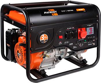 Электрический генератор и электростанция Patriot 474102980 GP 6530
