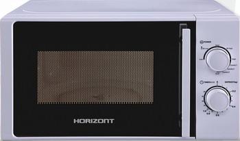 Фото - Микроволновая печь - СВЧ Horizont 20 MW 700-1478 BIW 5028 3 печь свч first объем 20 л мощность микроволн 700 вт 6 уровней мощности