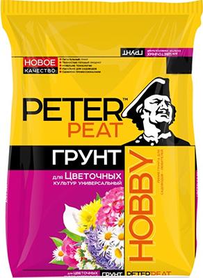 Грунт PETER PEAT Универсальный для цветочных культур линия ХОББИ 20л