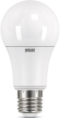 Лампа GAUSS LED Elementary A 60 11 W E 27 2700 K (комплект 2шт) 23211 P лампа gauss led elementary globe 6w e 27 2700 k 53216