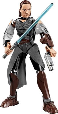 Конструктор Lego Star Wars Рей 75528-L