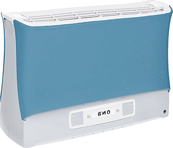 Электронный воздухоочиститель Супер-плюс Био синий цена