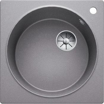 Кухонная мойка Blanco ARTAGO 6 алюметаллик с отводной арматурой InFino 521759 кухонная мойка blanco artago 6 серый беж с отводной арматурой infino 521764