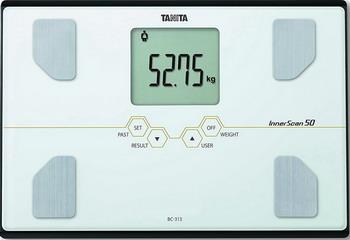Весы напольные TANITA BC-313 White цены