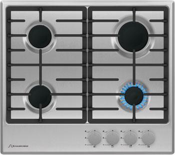Встраиваемая газовая варочная панель Schaub Lorenz SLK GE 6220 цена и фото
