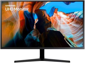 ЖК монитор Samsung U 32 J 590 UQI (LU UQIXCI) Black