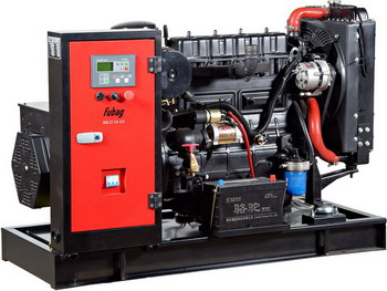 Электрический генератор и электростанция FUBAG DS 22 DA ES 838771