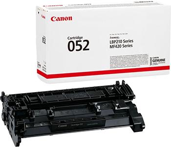 Картридж Canon 052 Bk 2199 C 002