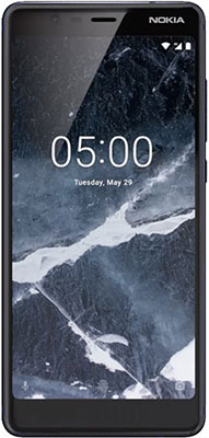 Смартфон Nokia 5.1 Dual Sim черный смартфон sony xperia xa1 dual sim черный