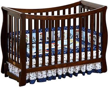 Детская кроватка Giovanni Fresco CHOCOLO GB 2015 C 120*60