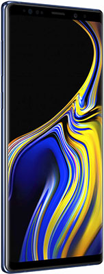Смартфон Samsung GALAXY Note 9 512GB SM-N960F индиго чехол для samsung galaxy note 9 sm n960f led view cover чёрный