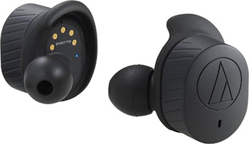 Фото - Вставные наушники Audio-Technica ATH-SPORT7TWBK микрофон audio technica mb1k