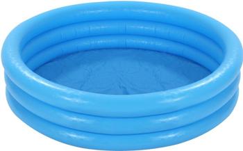 Детский надувной бассейн Intex 114х25см ''Кристалл'' 132л от 2 лет 59416