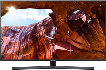 Фото - 4K (UHD) телевизор Samsung UE 43 RU 7400 UXRU маска для мгновенного улучшения цвета грейпфрут 16 мл
