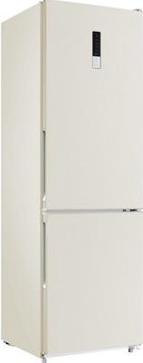 лучшая цена Двухкамерный холодильник Zarget ZRB 415 NFBE
