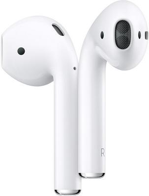 Фото - Наушники Apple AirPods 2 (беспроводная зарядка чехла) MRXJ2RU микрофон для apple zoom iq7