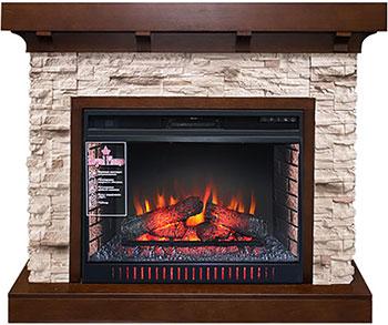 Каминокомплект Royal Flame Chalet с очагом Vision 30 EF LED FX фото