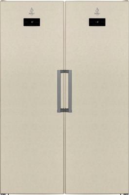 Холодильник Side by Jacky`s JLF FV 1860