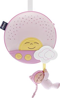 Игрушка-проектор Chicco ''Закат'' розовый