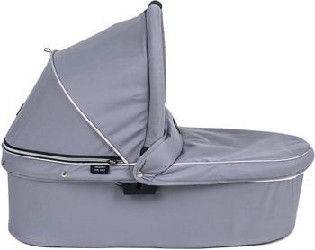 Люлька Valco baby Q Bassinet для Trimod X Snap 4 Ultra Quad Cool Grey 9958