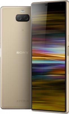 Смартфон Sony Xperia 10 Plus DS золотой смартфон sony xperia 10 plus 4 64gb black