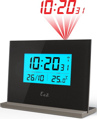 Проекционные часы с измерением температуры Ea2 EN 206