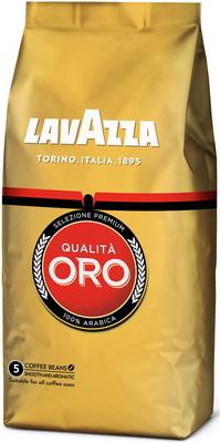 цена Кофе зерновой Lavazza Qualità Oro 500 г онлайн в 2017 году