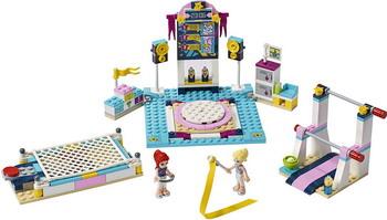 Конструктор Lego Friends 41372 Занятие по гимнастике lego friends character encyclopedia