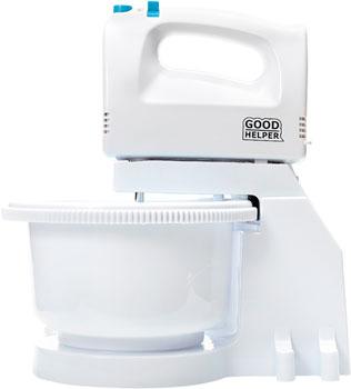 Миксер GoodHelper MB-R400 белый миксер goodhelper hm371
