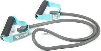 Эспандер Reebok RATB-11031BL эспандер трубчатый reebok слабое сопротивление цвет голубой