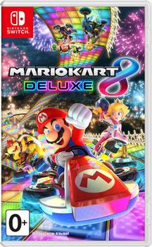 Игра для приставки Nintendo Switch: Mario Kart 8 Deluxe (NEW)