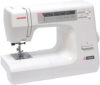Швейная машина Janome 7518А (жесткий чехол)